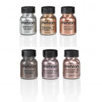 Mehron Metallic Powder 1
