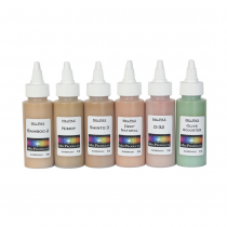 Mel Pax Airbrush Complexion Kit Medium
