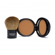 Menaji HDPV Sunless Tan With Kabuki Brush