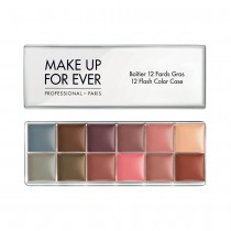 Make Up For Ever 12 Flash Color Case Palette Harmonie Cinema