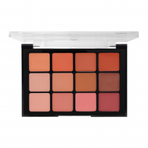 VISEART LIP PALETTE 01 MUSE NUDE