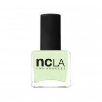 NCLA Nail Lacquers AM: Beauty Sleep, PM: Shopping Spree