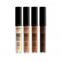 Nyx Can't Stop Won't Stop Contour Concealer Configurable Cover Image
