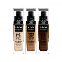 Nyx Can't Stop Won't Stop Full Coverage Foundation Configurable