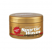 Pomade SoftSheen Carson Sportin' Waves Maximum Hold