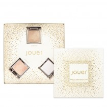 Jouer Powder Highlighter Trio - Skinny Dip, Ice, Rose Gold