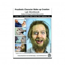 Brick In The Yard Prosthetic Character Make-up Creation Lab Workbook