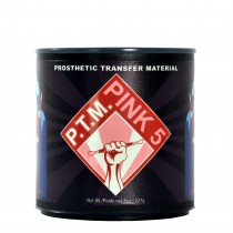 P.T.M. Pink 5 - Prosthetic Transfer Material