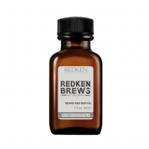 Redken Brews Beard and Skin Oil