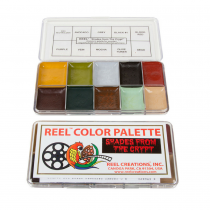 Reel Color Palette Shades From The Crypt