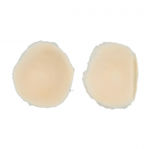 Rubber Wear Nude Nipple Covers