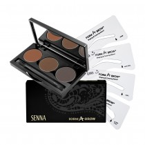 Senna Form A Brow Kit Dark