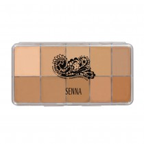 Senna Slipcover Foundation Palette Light to Medium