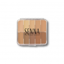 Senna Slipcover Palette Light to Medium Mini