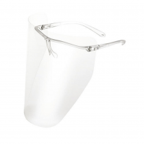 PPE Protective Face Shield with Goggles