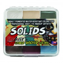 ProAiir Solids Hybrid Water Resistant Wicked Makeup Palette