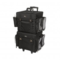 Stilazzi Double Vision Professional Makeup Case