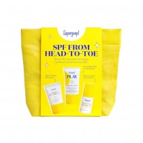 Supergoop! SPF From Head To Toe Kit