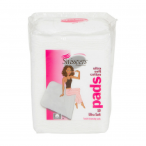 Swisspers Cotton Pads 50ct