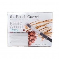 The Brush Guard Blend and Conceal Pack Clear