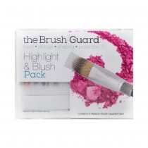 The Brush Guard Highlight & Blush Pack