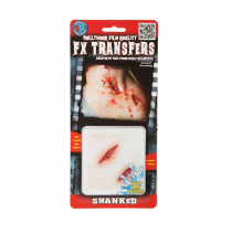 Tinsley FX Transfers Shanked