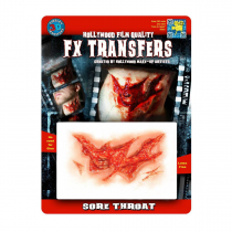 Tinsley FX Transfers Sore Throat