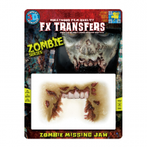 Tinsley FX Transfers Zombie Missing Jaw