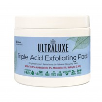 Ultraluxe Triple Acid Exfoliating Pads