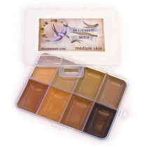 Bluebird FX Medium Skin Palette