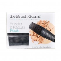 The Brush Guard Powder & Kabuki Pack