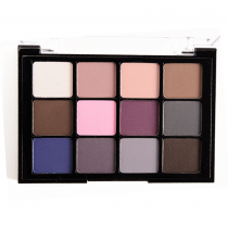 VISEART EYESHADOW PALETTE 07 MATTE COOL