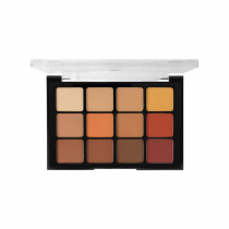 Viseart Eyeshadow Palette 10 Warm Mattes