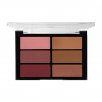 Viseart Blush Palette 01 Plum Bronze