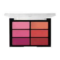 Viseart Blush Palette 02 Rose Coral
