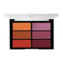 Viseart Blush Palette 03 Orange Violet