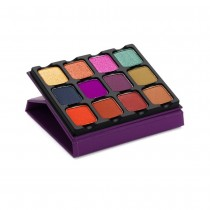 Viseart Dark Edit Eye Shadow Palette Angled