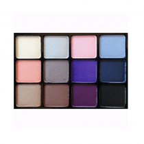 Viseart Eyeshadow Palettes 03 Bridal Satin
