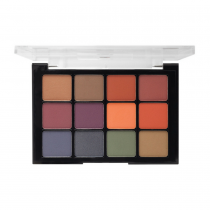 Viseart Eyeshadow Palettes 04 Matte Darks