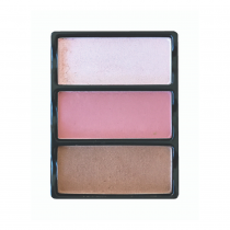 Viseart Theory Cheek Palette 01 Enamored