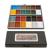 W.M. Creations Makeup Palettes Stacolor Character