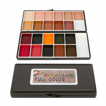 W.M. Creations Makeup Palettes Stacolor Full Color