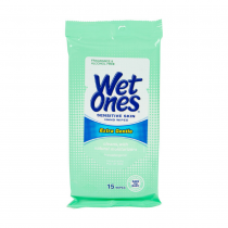 Wet Ones Hand Wipes 20ct Fragrance & Alcohol Free