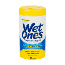 Wet Ones Hand Wipes 40ct Citrus Scent