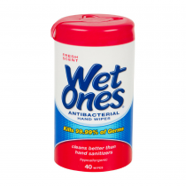 Wet Ones Hand Wipes 40ct Fresh Scent