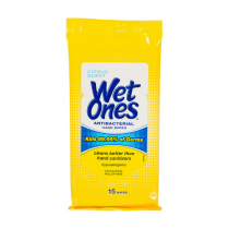 Wet Ones Hand Wipes Citrus Scent