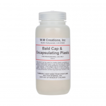 W.M Creations Bald Cap & Encapsulating Plastic