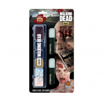 Wolfe AMC The Walking Dead Makeup Kit