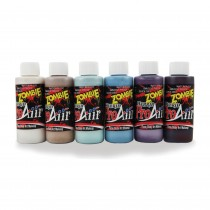 ProAiir Hybrid Waterproof Makeup Zombie 3 Colors 2oz