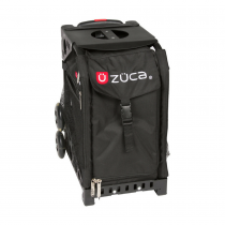 Zuca Makeup Bags Sport Black/Black